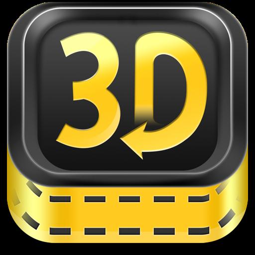 Tipard 3D Converter -Преобразование 2D в 3D