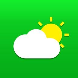 诸葛天气-天气预报.温度计