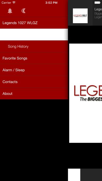 点击获取Legends 102.7 WLGZ