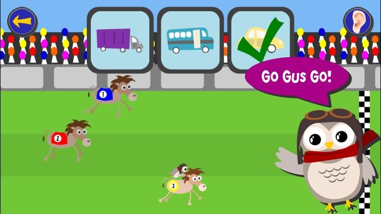 Gus on the Go: English screenshot-4