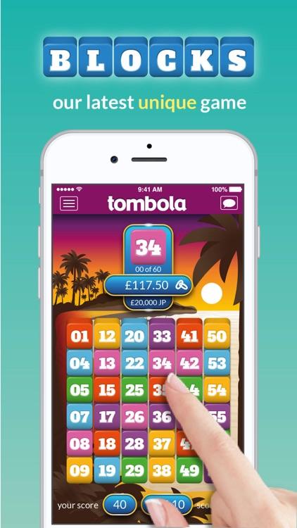 tombola bingo - UK Bingo Games screenshot-4