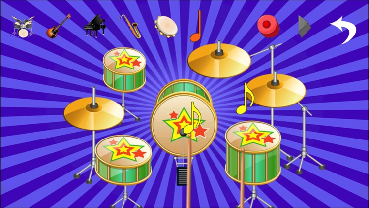 Kids Musical Instruments - Play easy music for fun screenshot-3