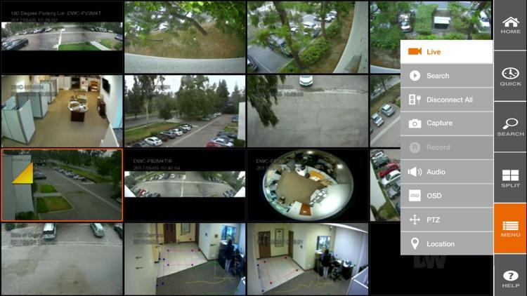 Meridia Cameras