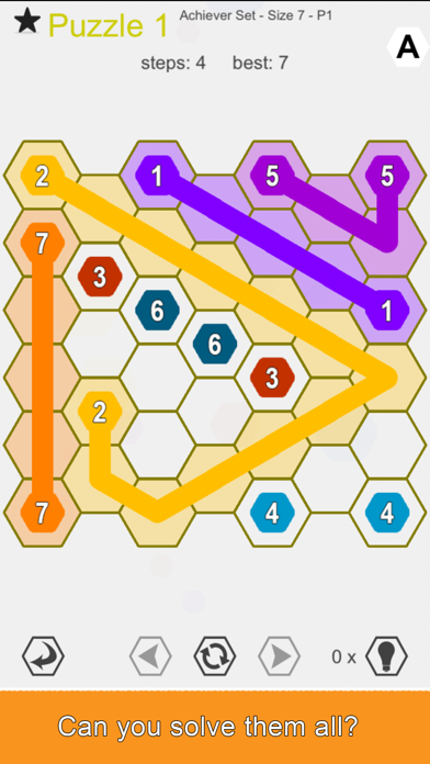 Hexic Link - Logic Puzzle Game på PC