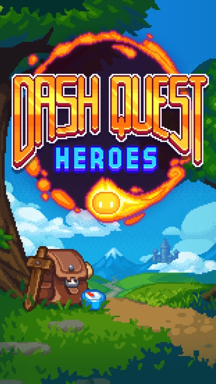 Dash Quest Heroes screenshot-4