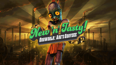 Oddworld: New 'n' Tasty screenshot one