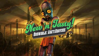 Скриншот №1 к Oddworld New n Tasty