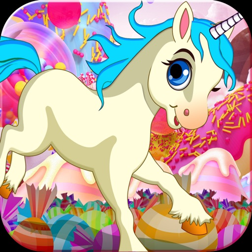 My Unicorn Pony Little Run