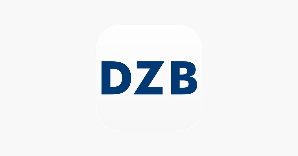 Logo der DZB-App