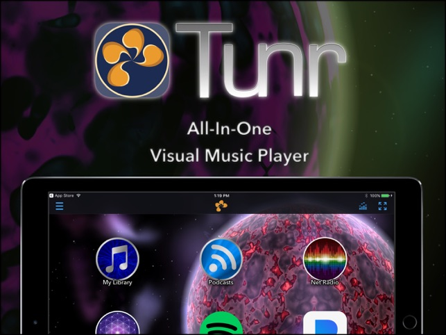 Tunr on the App Store