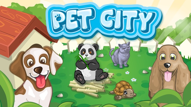 Pet City screenshot-0