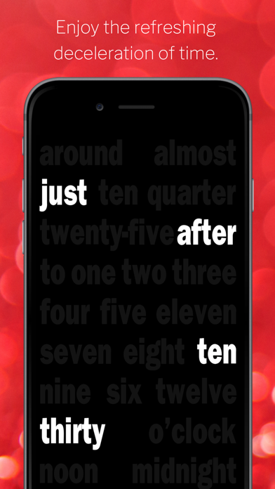 点击获取time4words - Clock LITE