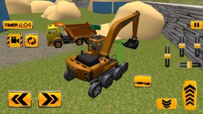 Police Station Builder Game screenshot four