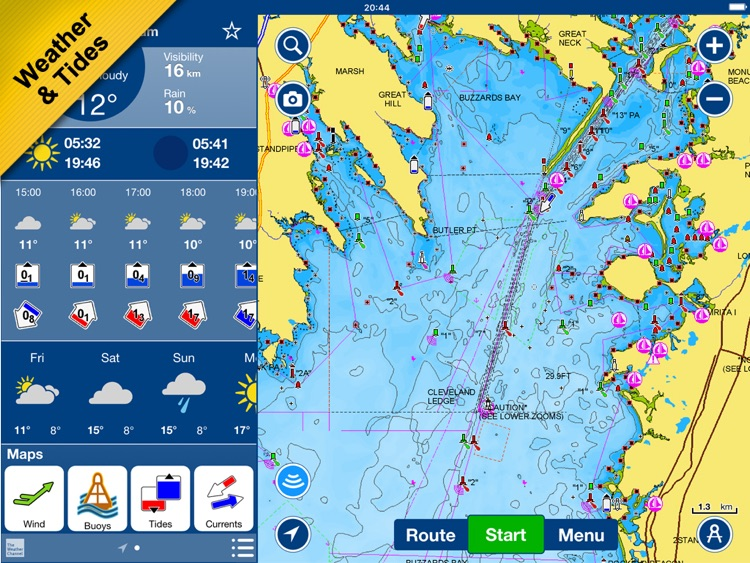 Boating Caribbean&S.America HD screenshot-3