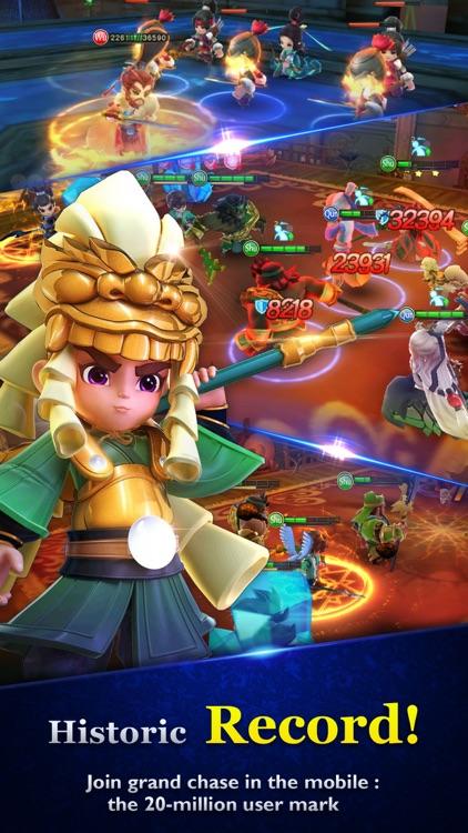 Supremacy-All siege of king screenshot-3
