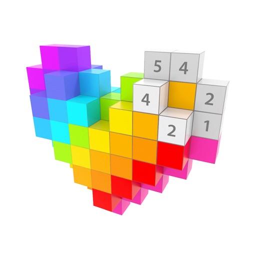Voxel - 3D Color by Number