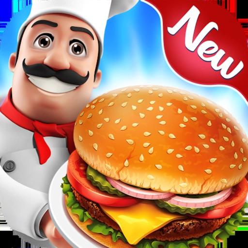 Food Court Hamburger Fever
