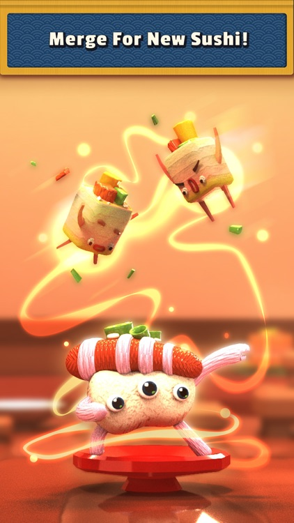Merge Sushi! screenshot-3