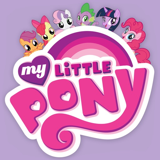 My Little Pony eBooks + Comics iOS App