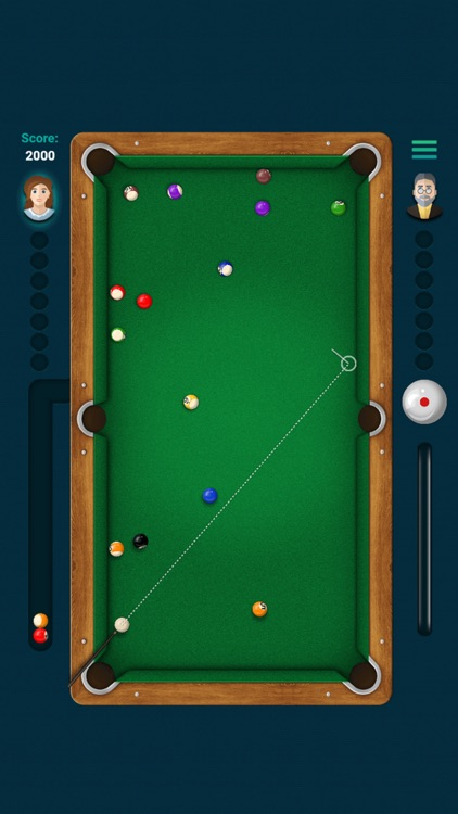 8 Ball Billiards screenshot-5