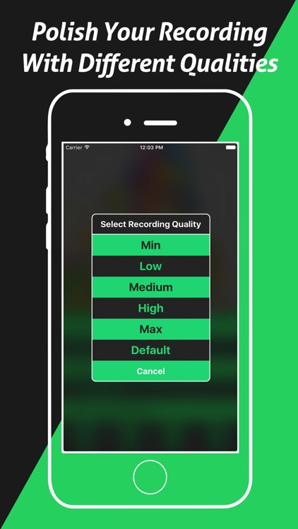 Pro Ringtone Maker - MP3 Cutter - Recorder screenshot-3