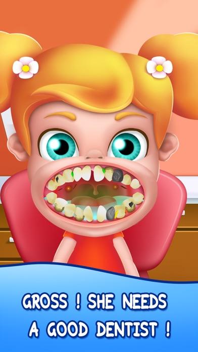Dentist Care: Teeth Princess Screenshot on iOS