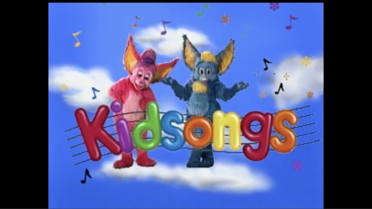Kidsongs & Nursery Rhymes screenshot-3