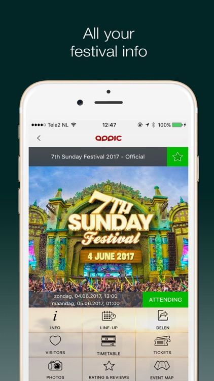 Appic - Events, Festivals & more