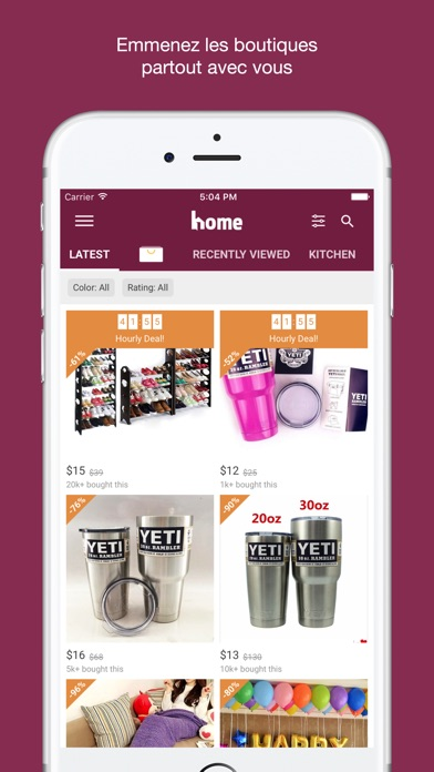 home shopping d cor et design app revisi n lifestyle apps rankings. Black Bedroom Furniture Sets. Home Design Ideas