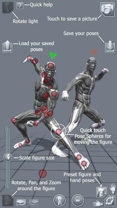 Screenshot for ArtPose Pro in Japan App Store
