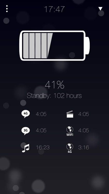 Clean Battery Lite screenshot-1