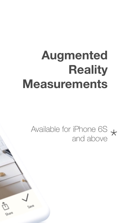 AR Photo Measures