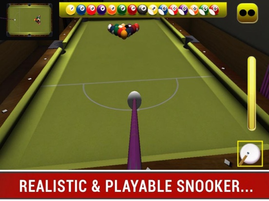 Play Pool Snooker - 8Ball screenshot 4