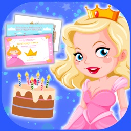 Princess Party Photo Frames