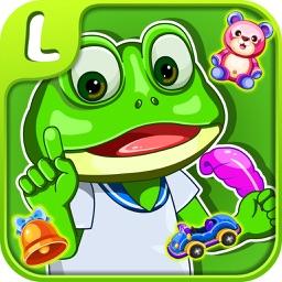 蕾昔学院-青蛙博士数数字