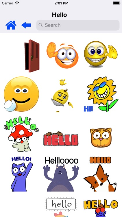 CLIPish Stickers screenshot-7