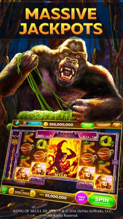 Infinity Slots: Vegas Games screenshot-0