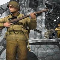 Fire Shooting Commando Action