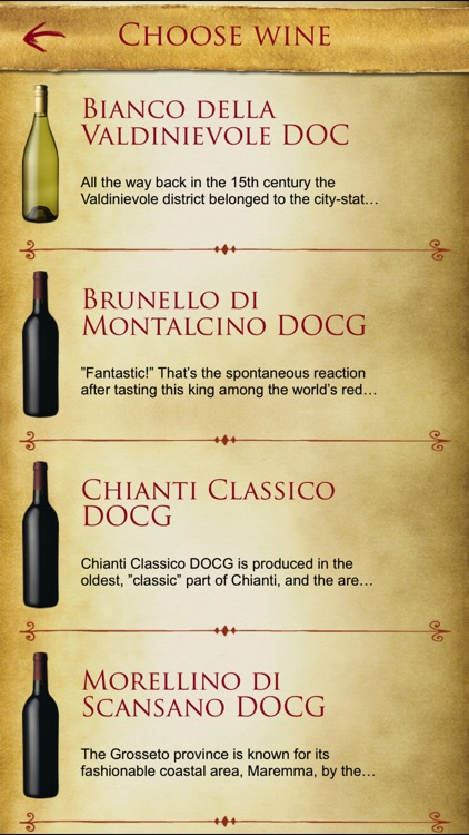 Italian Wine Guide iPhone screenshot-3
