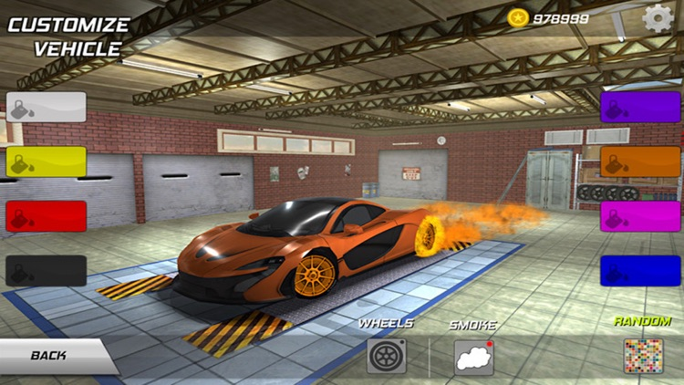 Drift Racing Car X screenshot-3