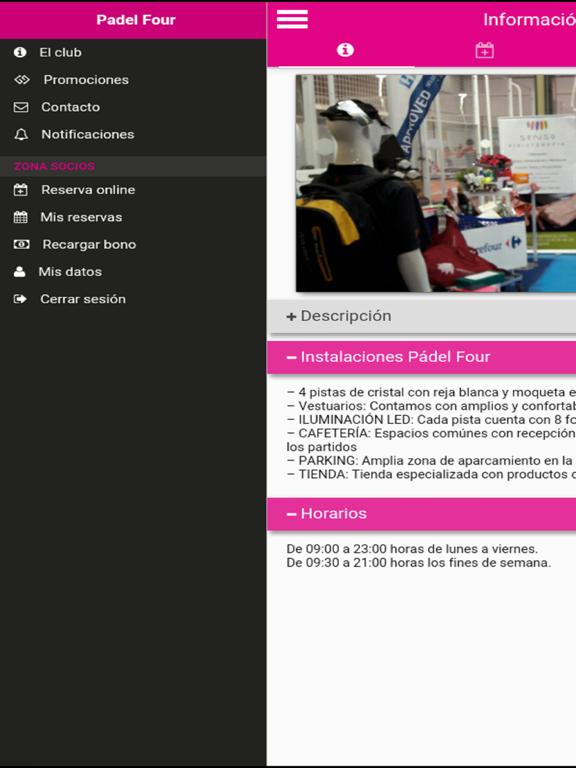 Padel Four screenshot 7