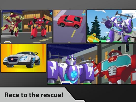 Transformers Rescue Bots screenshot 6