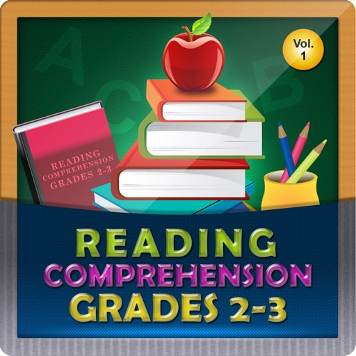 Kids Reading Comprehension