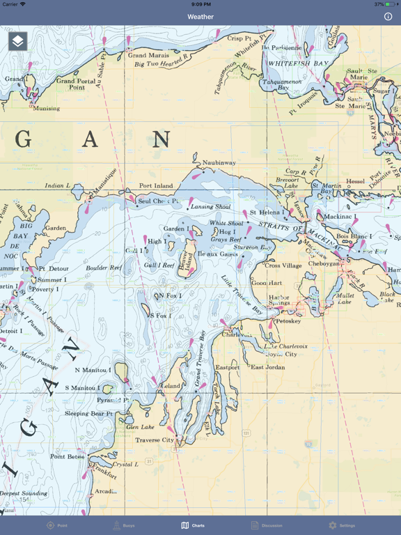 Great Lakes Boating Weather screenshot 12