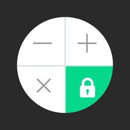 Secret Calculator + Private Photo Vault Keep Safe