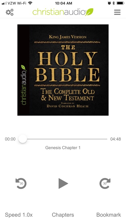 christianaudio screenshot-3