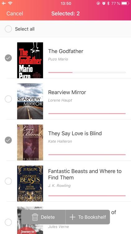 eBoox - book reader screenshot-6