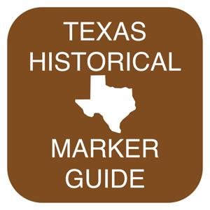 Texas Historical Marker Guide app