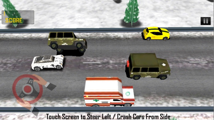 1 Touch Traffic Car Racing