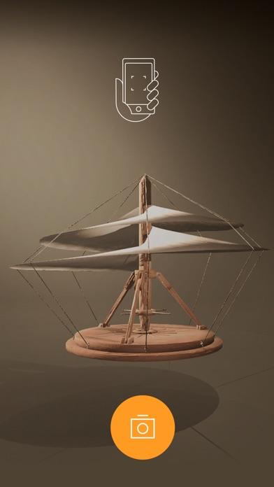Leonardo da Vinci Expo screenshot #2